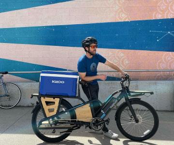Magnum Payload e-bike