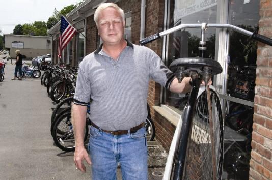 The pv Bike Shop advantage