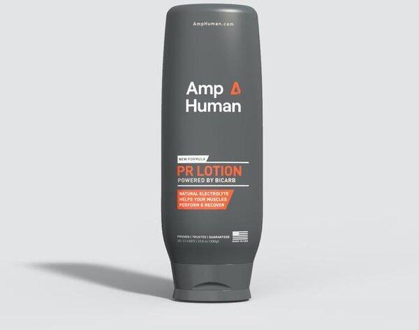 Amp Human PR Lotion Bottle