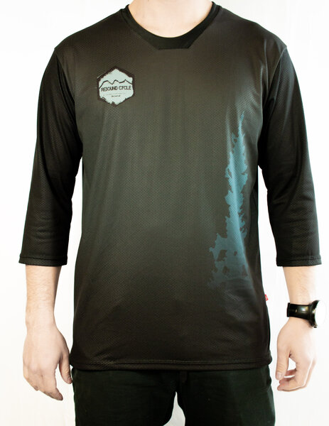 Rebound Custom Rebound Custom Mens Faded Tree MTB Jersey