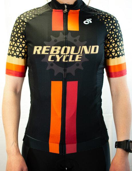Rebound Custom Women's Rebound Custom Pro Road Jersey