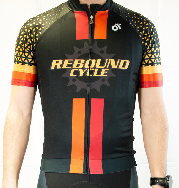 Rebound Custom Rebound Custom Pro Road Jersey
