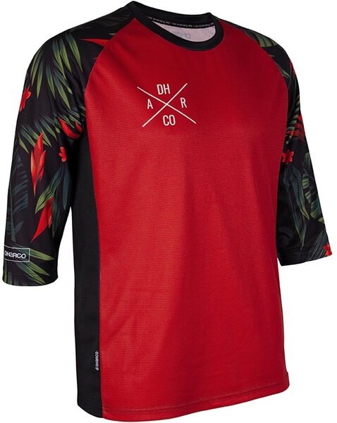 Dharco MENS 3/4 SLEEVE JERSEY | FAST TROPICAL