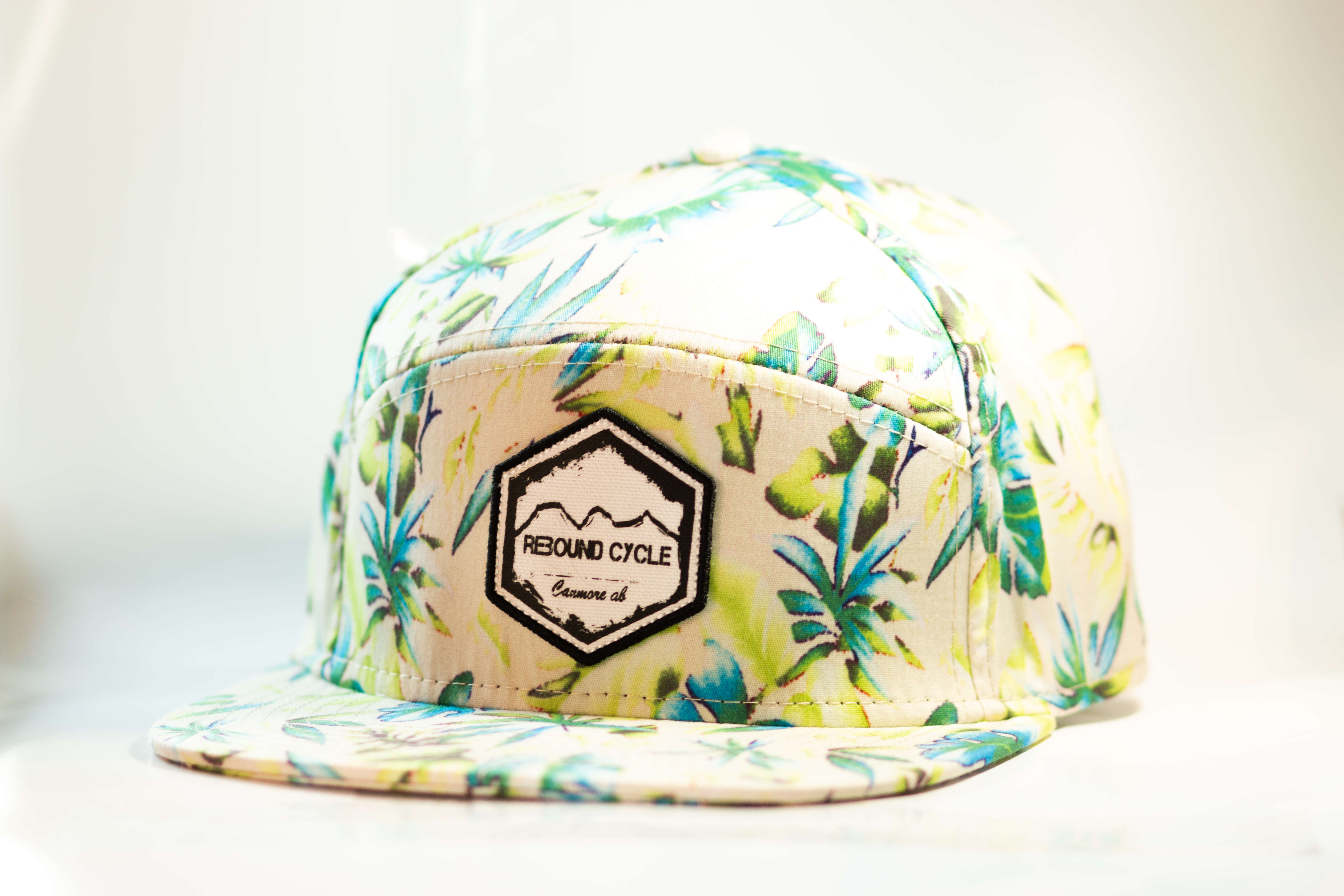 Rebound Cycle tropical Hat