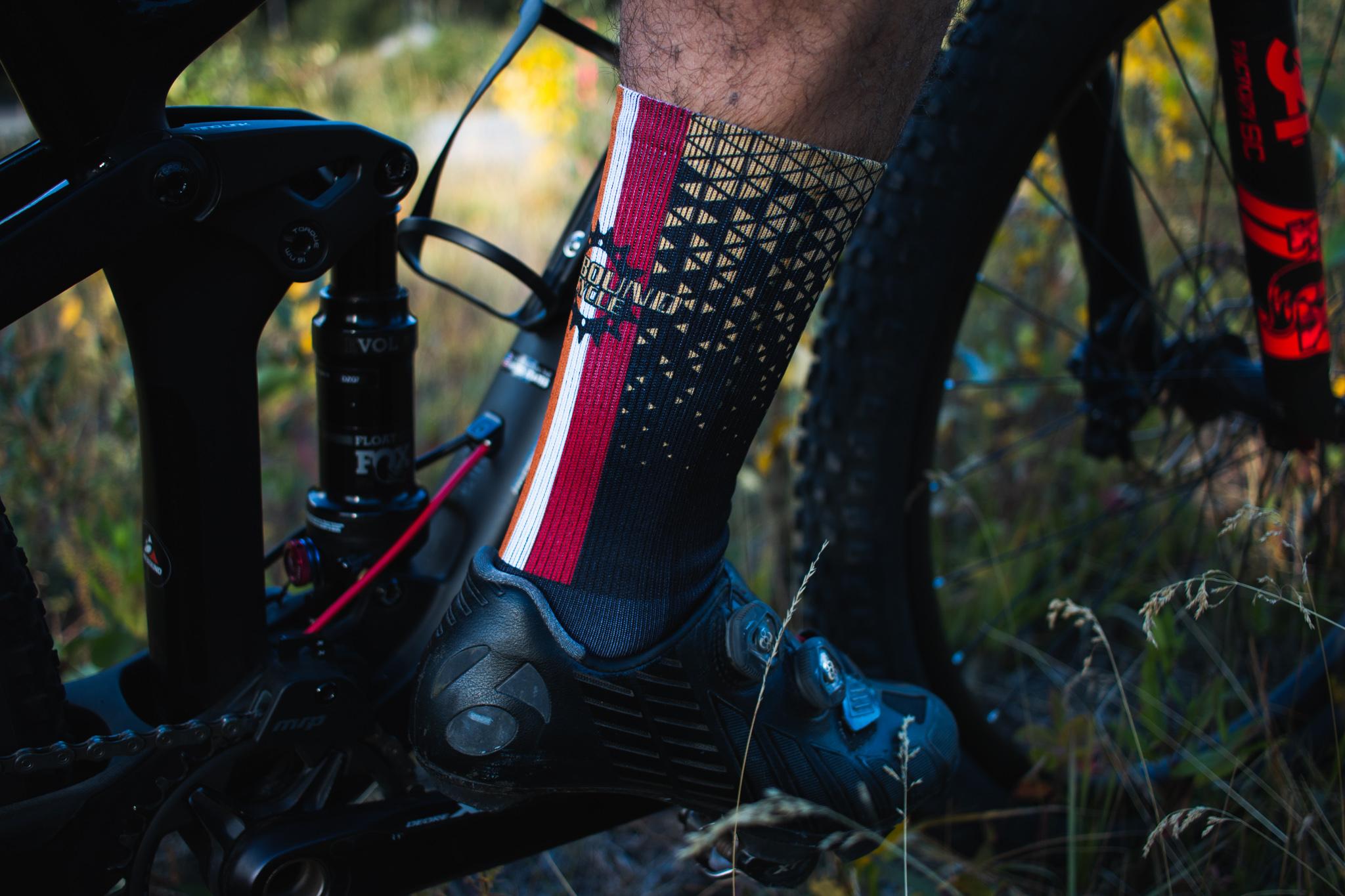 rebound bike sock