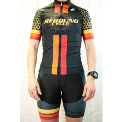 Rebound Custom Women's Rebound Custom Tech Bib Short