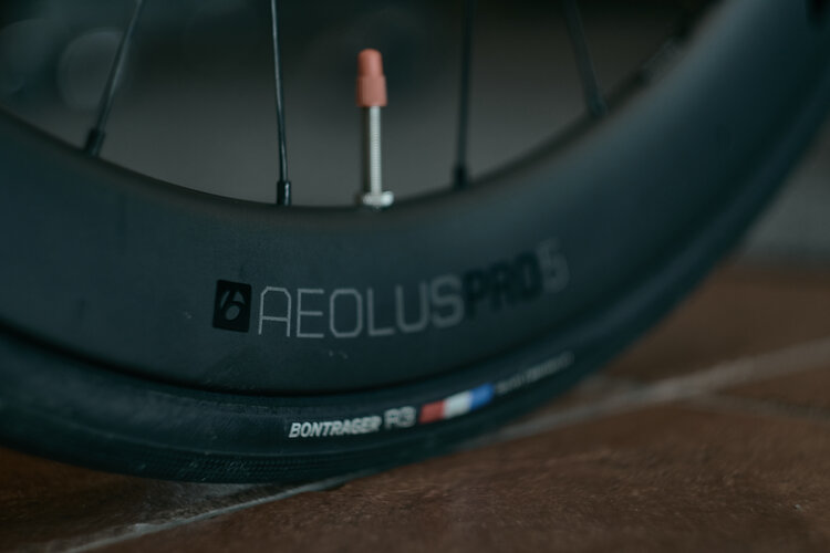 Bontrager Aeolus Pro Wheels