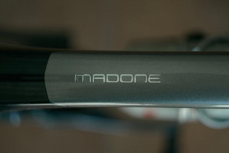 Trek Madone top tube