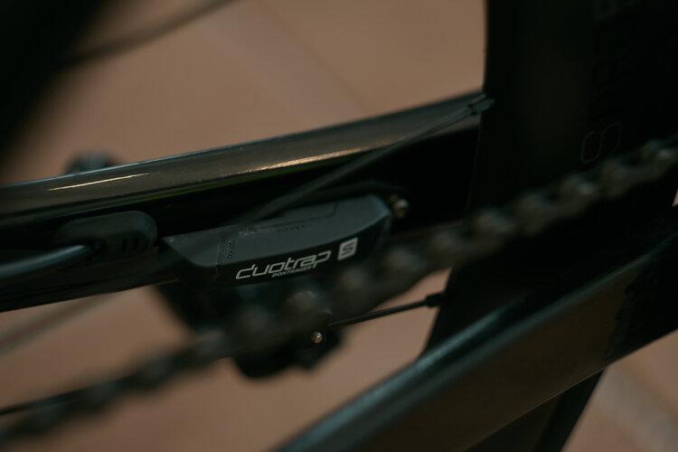 Bontrager DuoTrap sensor