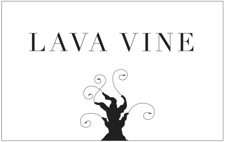 Lava Vine logo