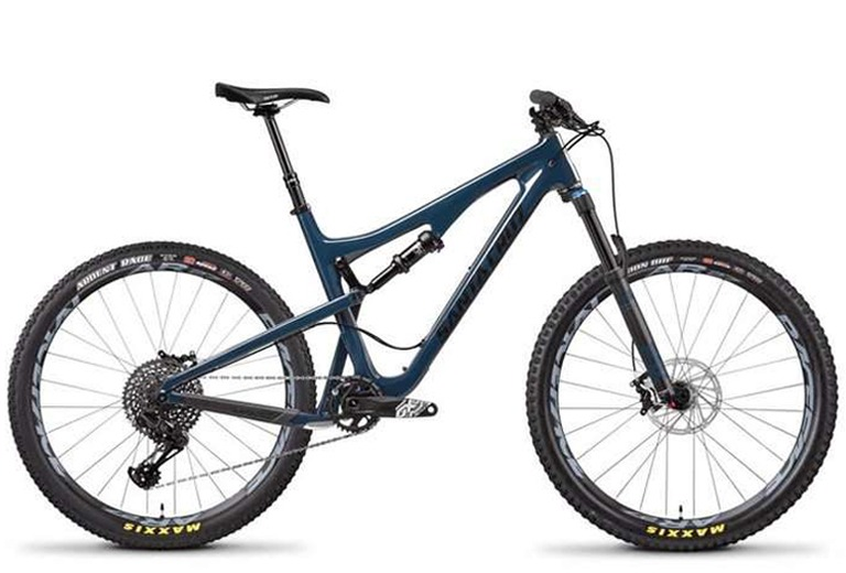 Santa Cruz 5010 Carbon Mountain Bike