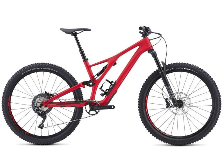 Specialized Stumpjumper ST Full Suspension Mountain Bike