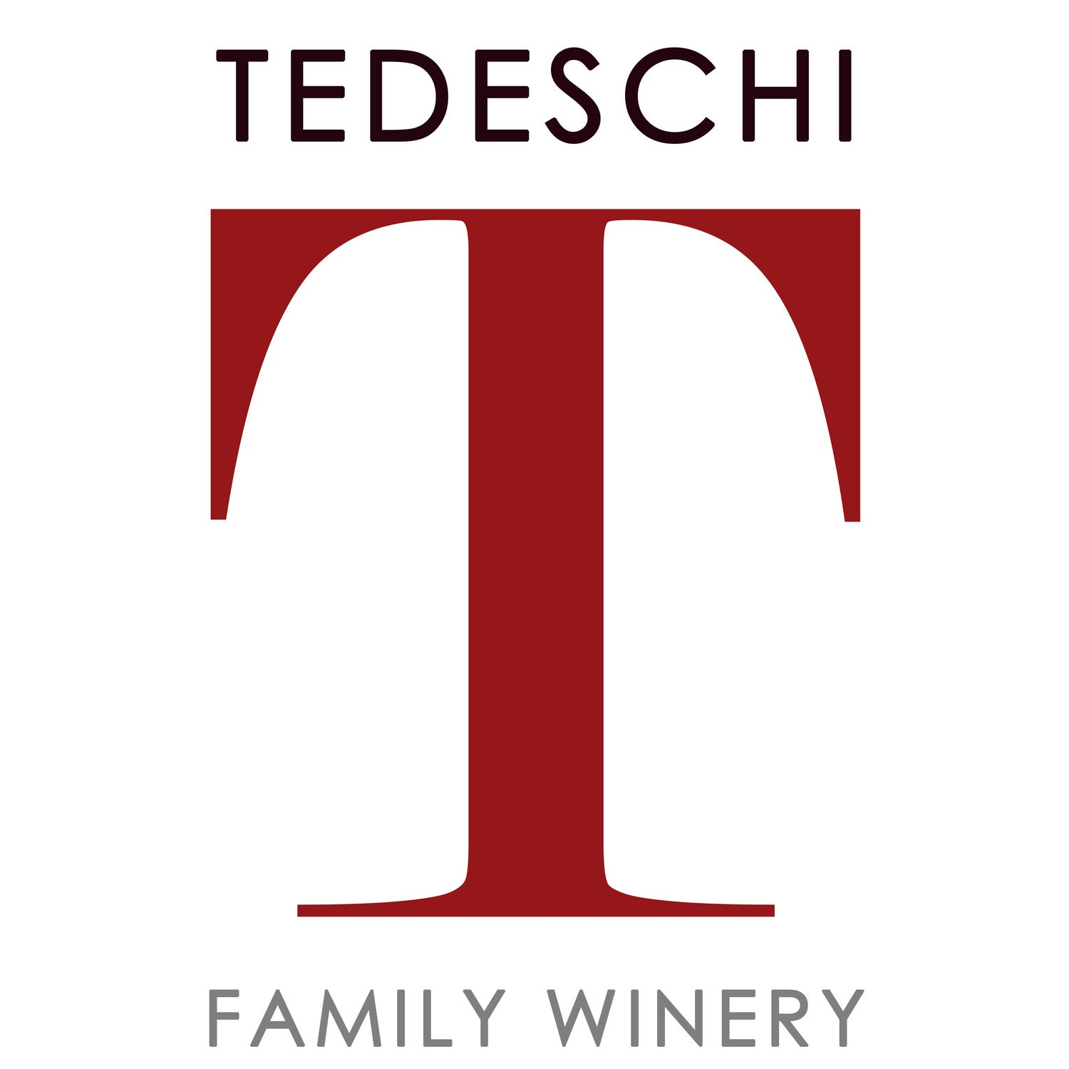 Tedeschi Family Winery logo