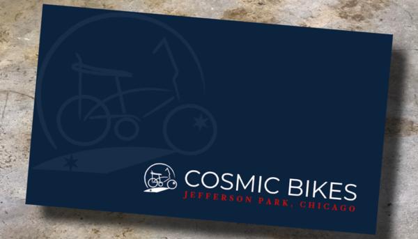 Cosmic Bikes Gift Card