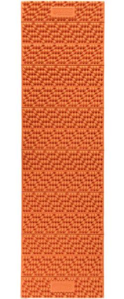 "NEMO Switchback 20R Sleeping Pad: 20"" x 72"" Sunset Orange"