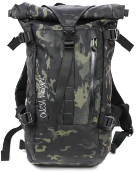 Oveja Negra Portero Backpack Multicam Black