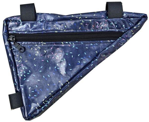 Little Bike Bag Horizontal Frame Pouch Sprinkles