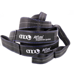 Eagles Nest Outfitters Atlas Straps Charcoal