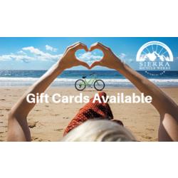 Sierra Bicycle Werks Gift Card