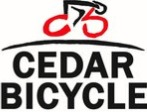 Cedar Bicycle logo