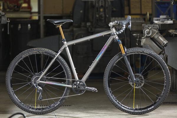 Moots Baxter | Drop Bar Adventure Bike