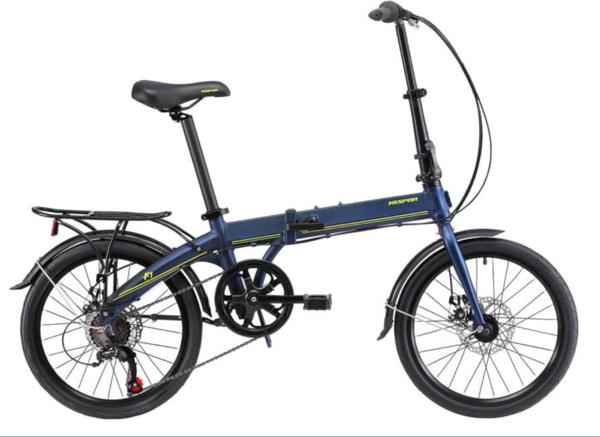 Kespor Bicycles Kespor K7 Folding Bike