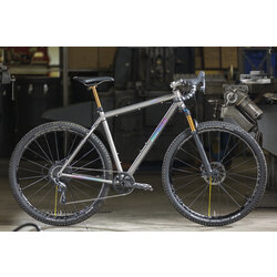 Moots Baxter | Drop Bar Adventure Bike