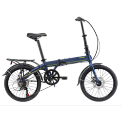 Kespor Bicycles Kespor K7 Folding Bike