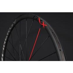 Spinergy Spinergy GXX Gravel Wheelset - Carbon