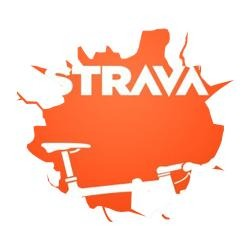 Join ROOTZ on Strava! (logo)