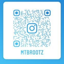 ROOTZ QR Code for Instagram