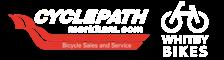 Whitby Bikes/Cyclepath Markham Logo