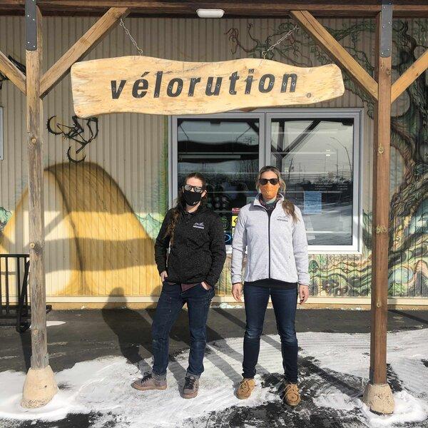 Vertical Velorution Radius Fleece