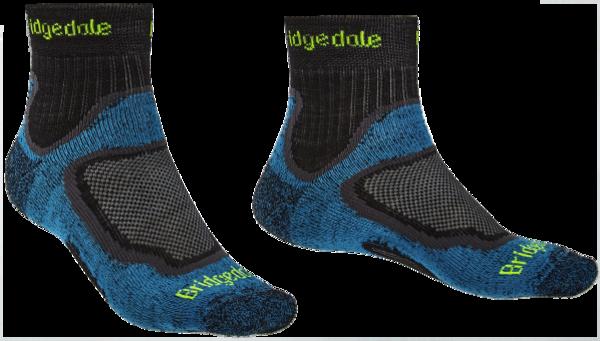 Bridgedale Men's Trailsport Lightweight T2 Merino Cool Comfort 3/4 Length