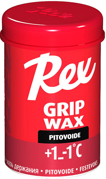Rex Basic Grip Wax