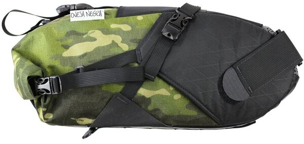 Oveja Negra Gearjammer Seat Bag Multicamo Tropical Large