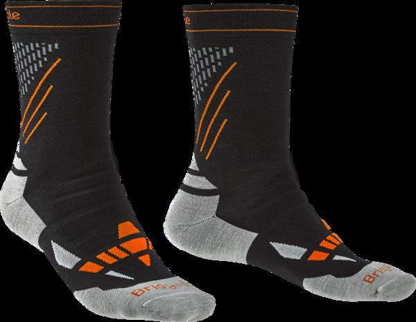 Bridgedale Men's Cross Country Ski Merino Race Sock