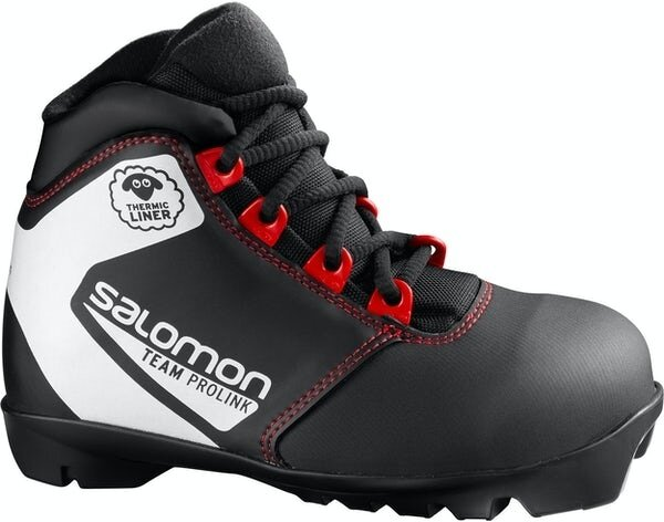 Salomon Team Prolink Junior Classic