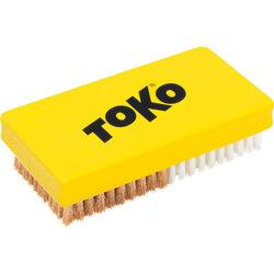Toko Combi Base Brush Copper/Nylon