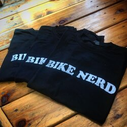 Velorution Bike Nerd T-Shirt