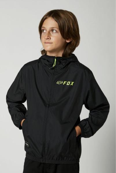Fox Racing Youth Glassed Windbreaker
