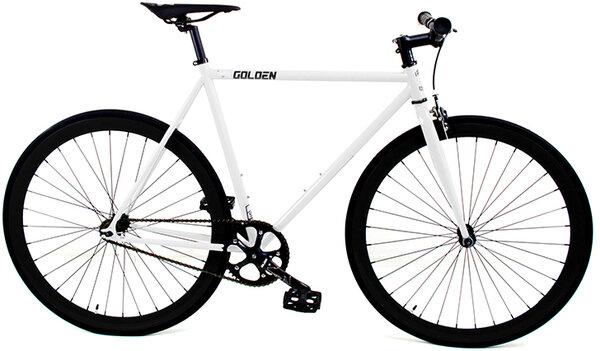 Golden Cycles Steel Single Speed