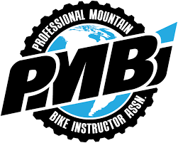 PMBI - Professional Mountain Bike Instructor Association logo