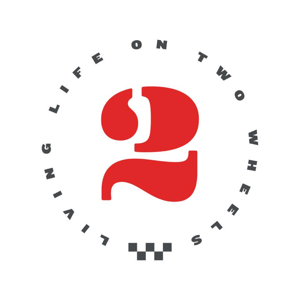 Life on two wheels logo