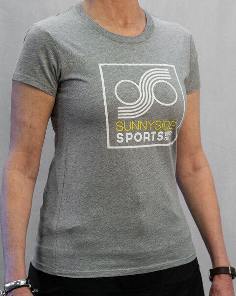 Sunnyside Sports Logo T-shirt (Women's)