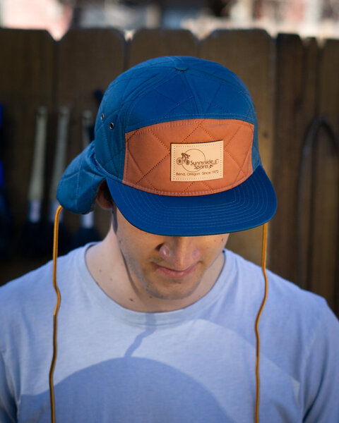 Sunnyside Sports Diamond Quilted Gomer Hat