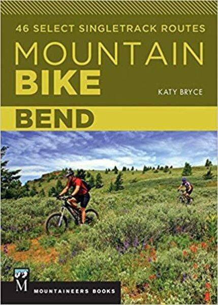 Bikeverywhere Mountain Bike Bend Book