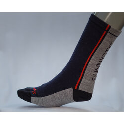 Sunnyside Sports Sock Guy Custom Wool Sock