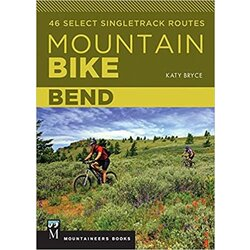 Bikeverywhere Mountain Bike Bend Book