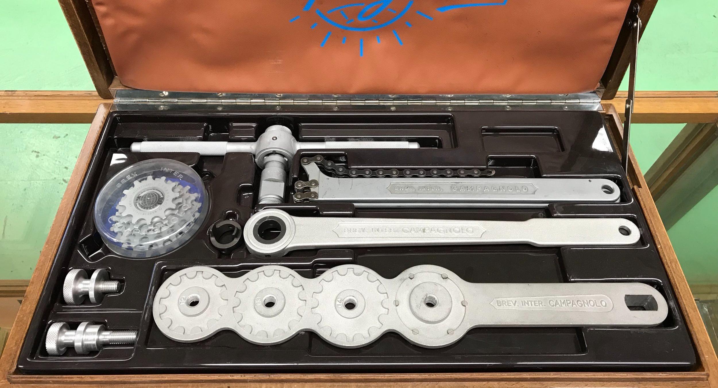 Campagnolo Freewheel Kit